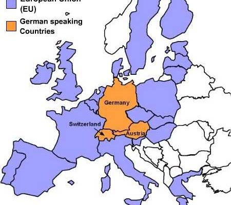 ¿Por  qué  estudiar  alemán?  100  millones  de  europeos  lo  hablan