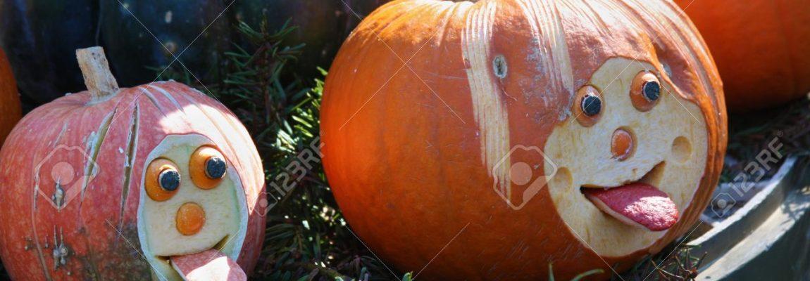 """Halloween  potencia  la  Kürbiszeit  o  """"tiempo  de  calabazas""""  en  Alemamia"""