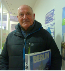 Conferencia  de  Ernesto  Pielhoff:  Berlín  Siglo  XX