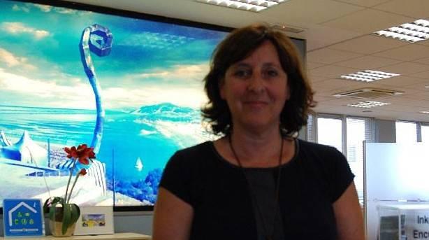 """Esther  Facchin:  """"Euskadi  atrae  a  numerosos  visitantes  alemanes.  En  Zarautz  son  un  10%  de  los  visitantes  extranjeros"""""""