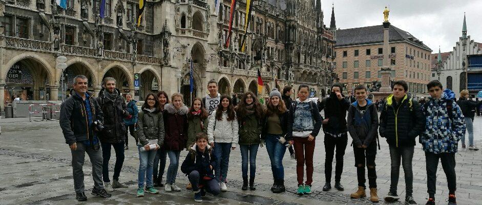 Lizardi  institutuko  ikasleak  Augsburgen