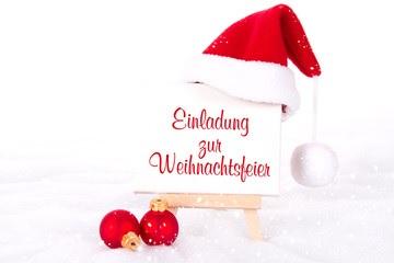 Fiesta de Navidad - Ven a saborear las tradiciones alemanas