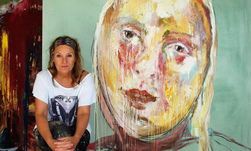 Barbara  Stammel:  pintora  y  fan  de  Goenkale    /  Mi  receta:  Pfannenkuchensuppe