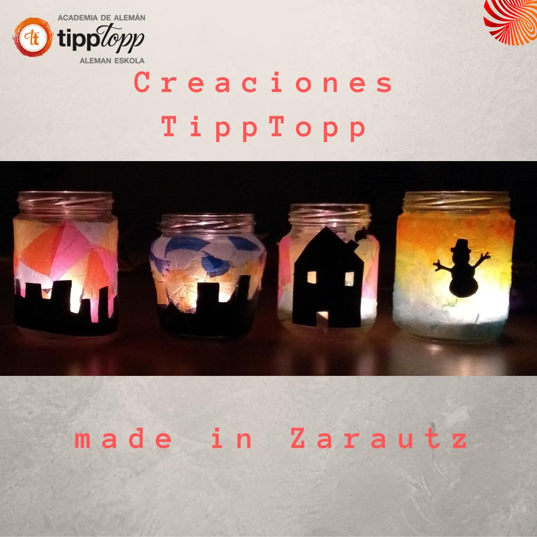 Creaciones  TippTopp  –  únicas  y  exclusivas  –