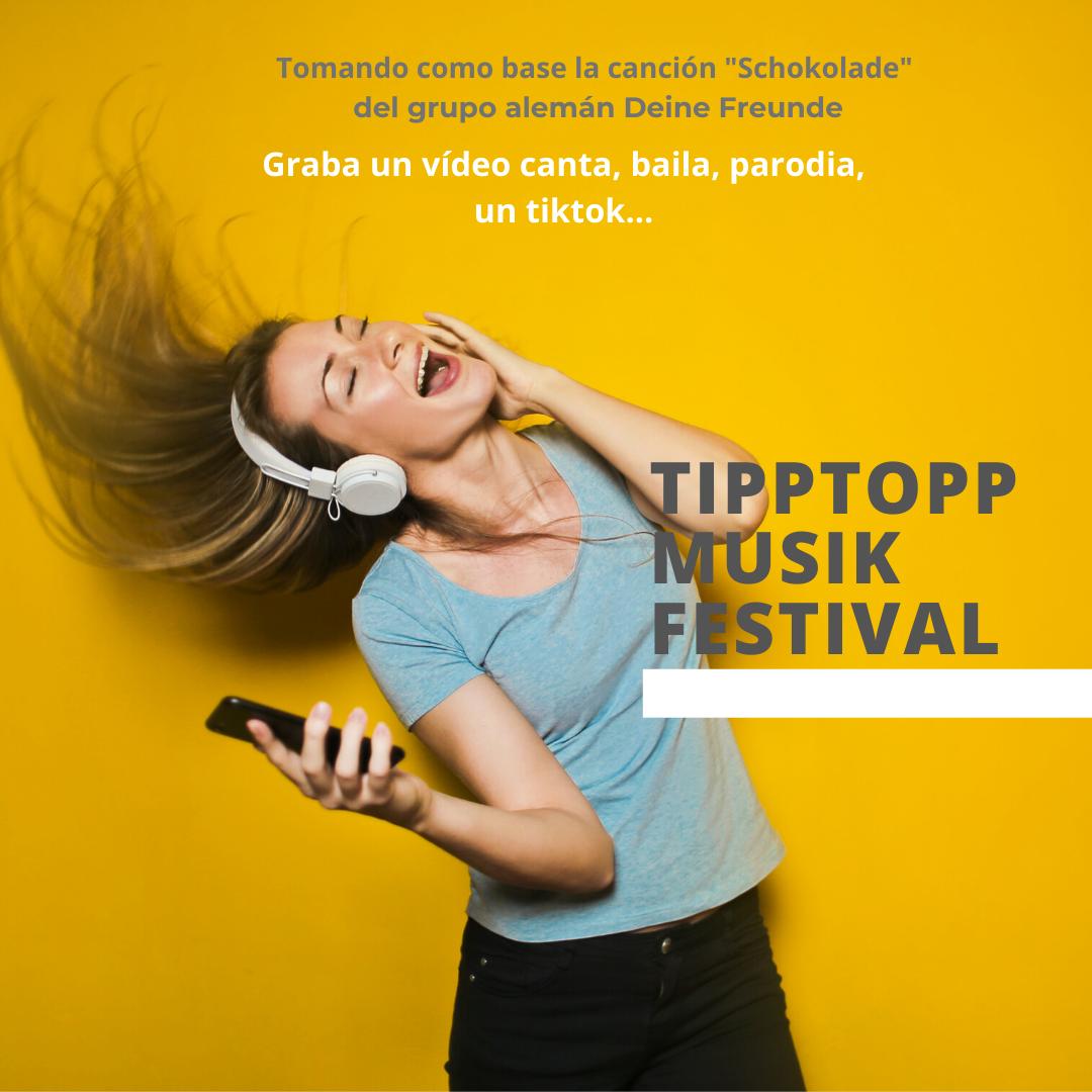 📢📢  TIPPTOPP  MUSIK  FESTIVAL